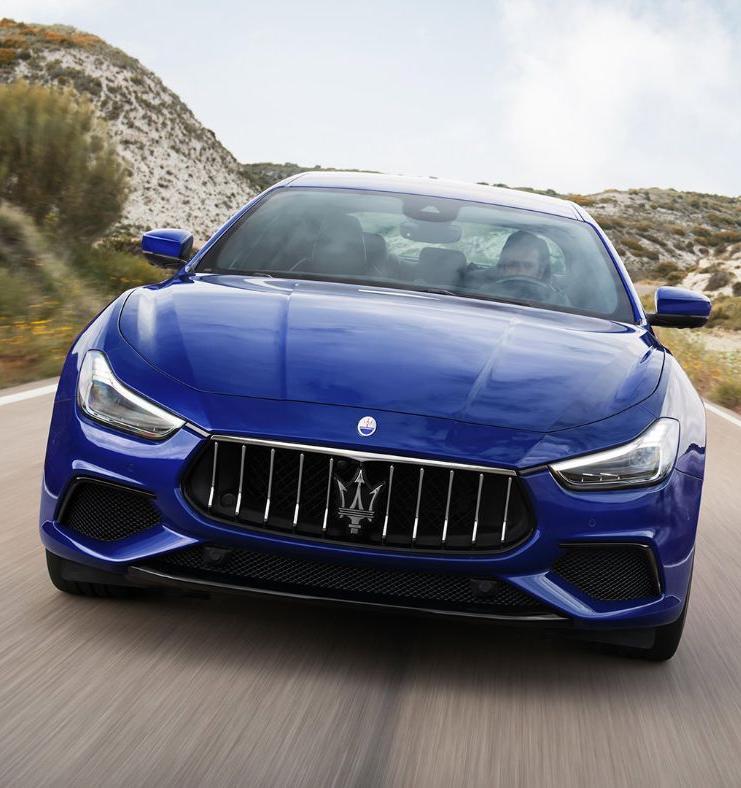 Maserati выпустит первый электромобиль