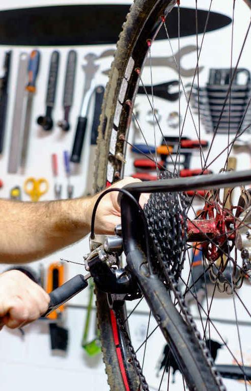 Активисты организовали сбор старых велосипедов и велозапчастей