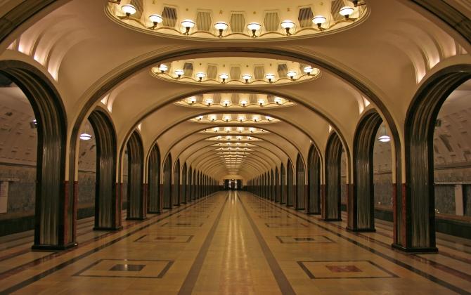 Московский метрополитен запустил программу энергосбережения