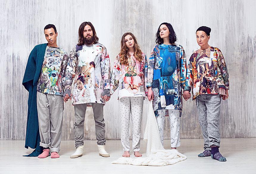Российский дизайнер начала шить одежду из переработанного пластика
