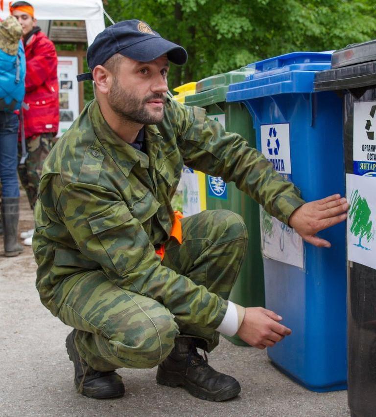 Зеленая команда: Как в Калининграде собрали на переработку миллион килограммов вторсырья