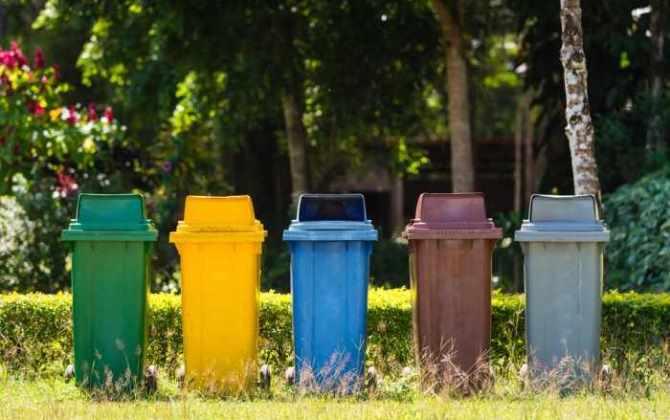 Студенты МФТИ ищут деньги на раздельный сбор мусора в студгородке