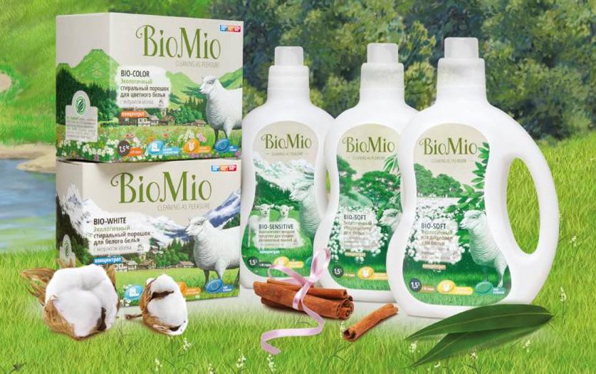 BioMio дарит читателям Recycle наборы экологичных средств для дома