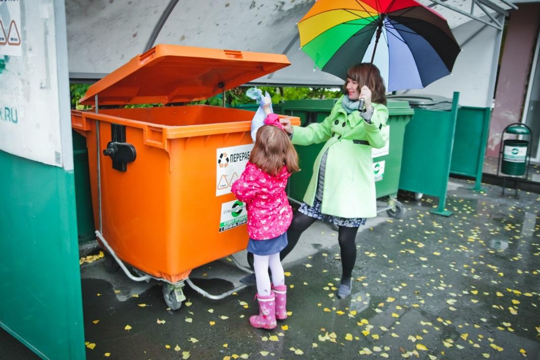 Опубликованы данные опроса о сортировке мусора в России