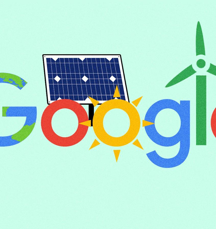 В поисковике Google появился критерий экологической устойчивости