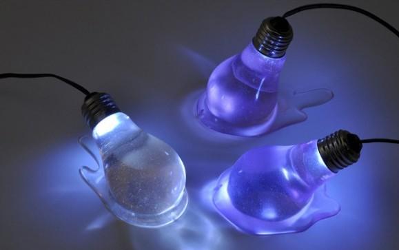 Факт дня: светодиодные лампочки тратят на 85% меньше энергии