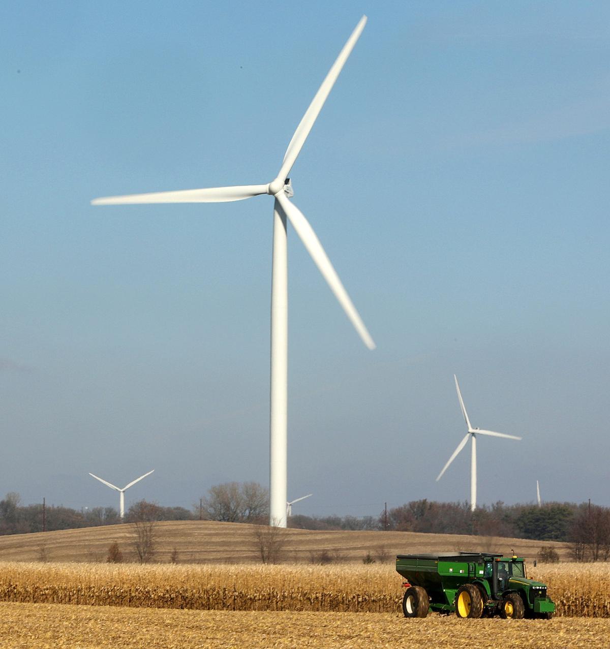 До конца 2021 года в Ставропольском крае заработают четыре ветроэлектростанции