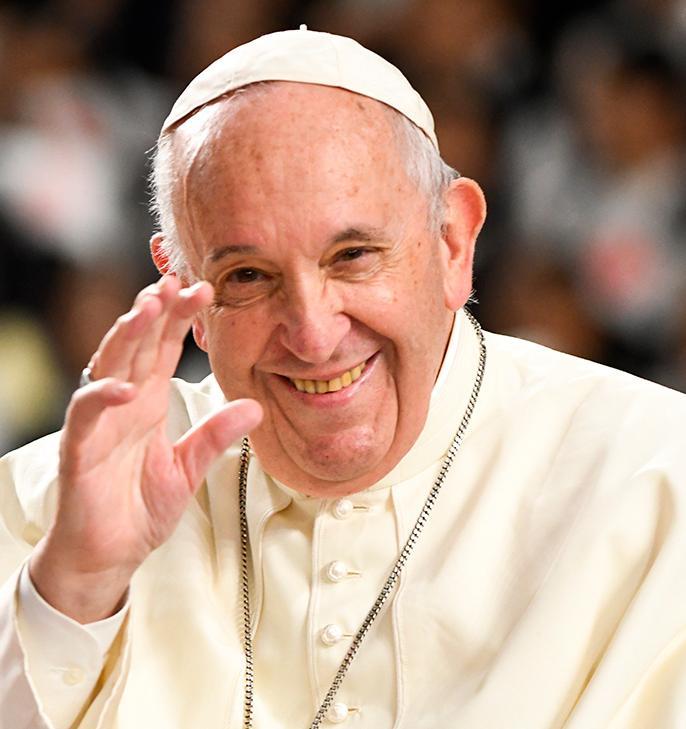 Папа Римский просит власти бороться с климатическим кризисом вместе