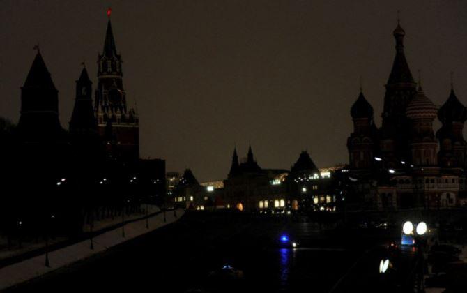 Москва сэкономила почти 400 МВт за «Час Земли»