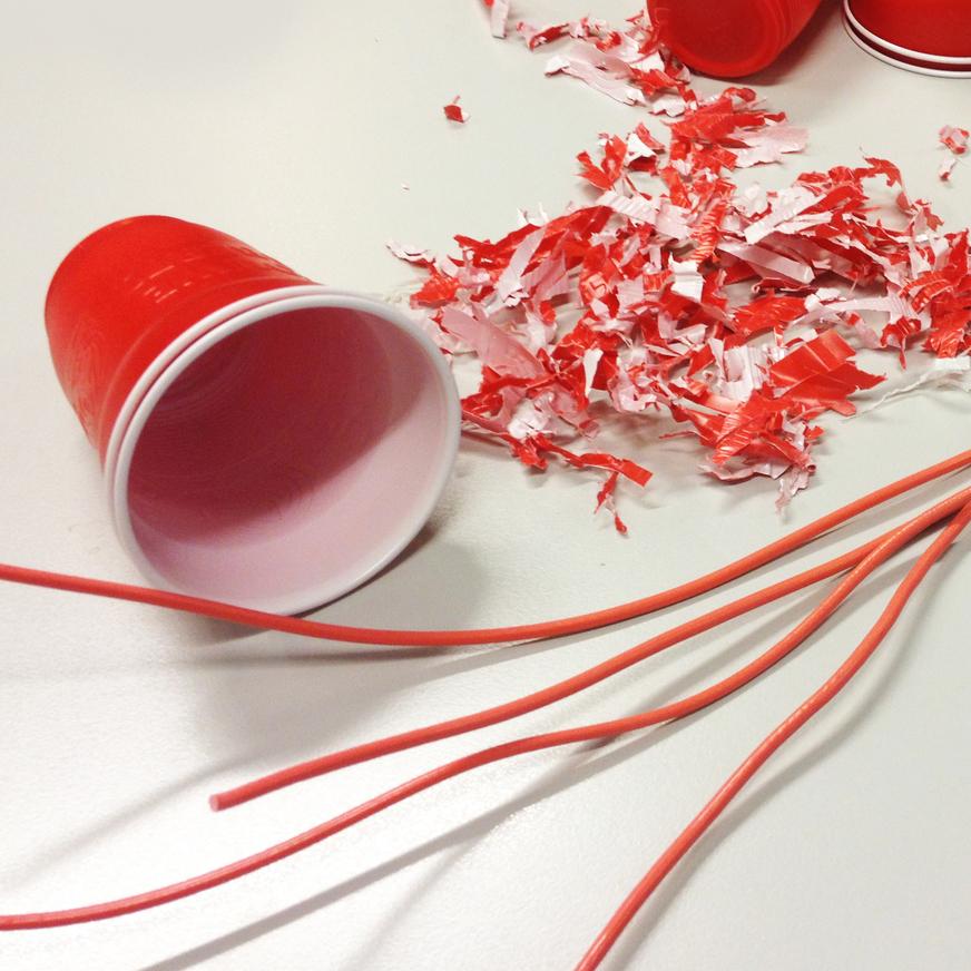 Как переработанный мусор стал сырьем для 3D-принтера