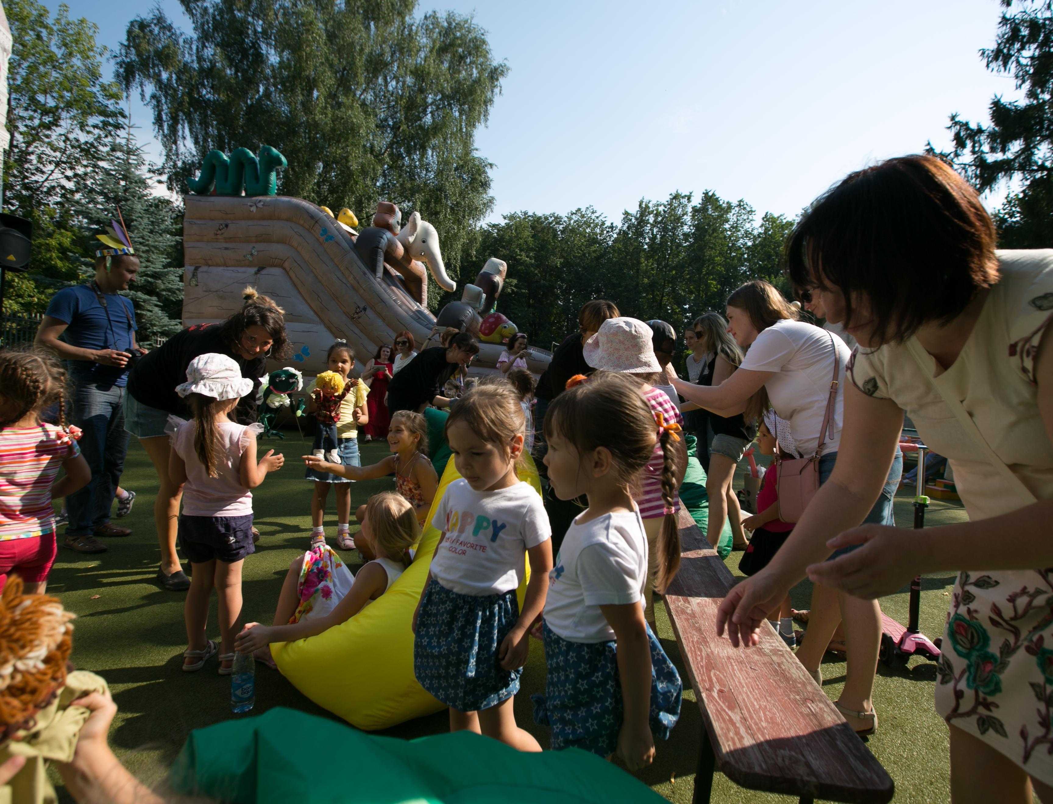 В Измайловском парке пройдет ежегодный фестиваль ECO LIFE FEST