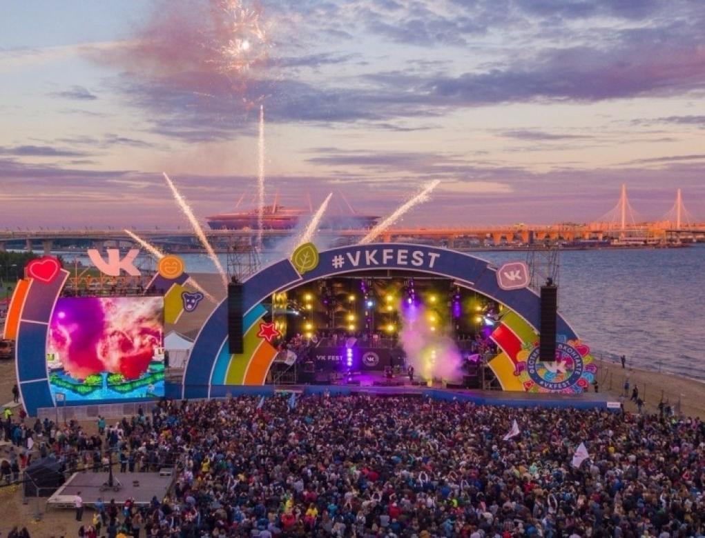 Объявлена экологическая программа фестиваля ВКонтакте