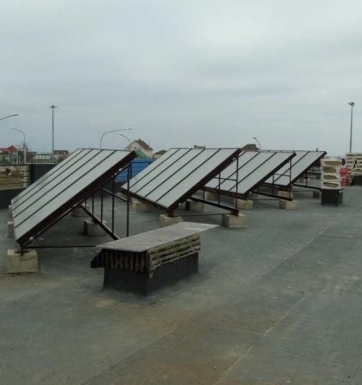 В Севастополе строят детский сад, работающий на солнечных батареях