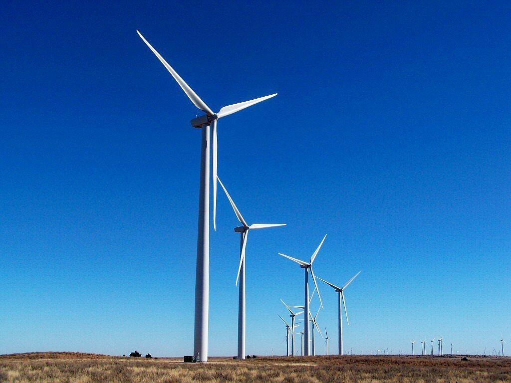 Первый в России ветропарк построят в Ульяновской области