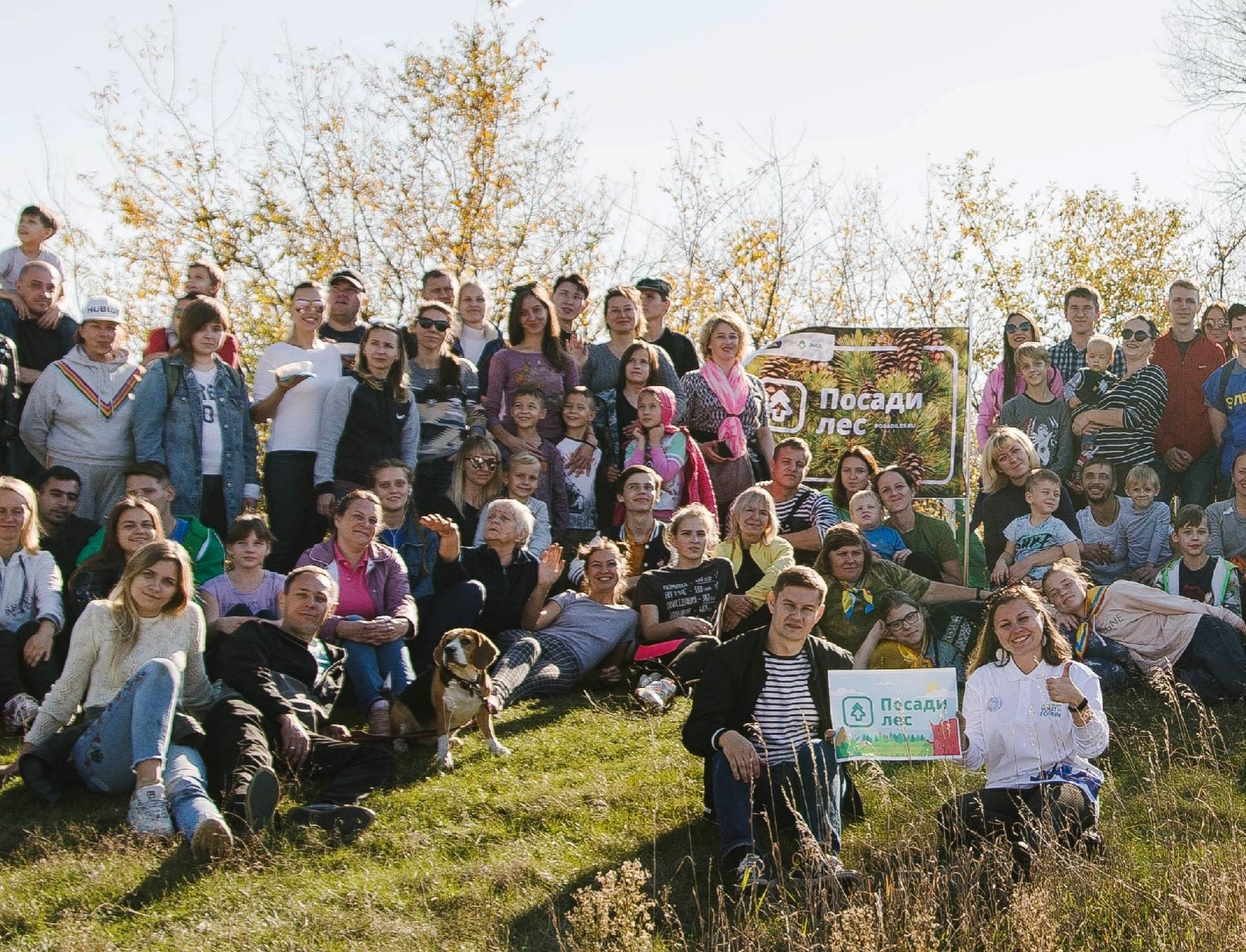 С начала года россияне подарили друг другу почти 30 000 деревьев
