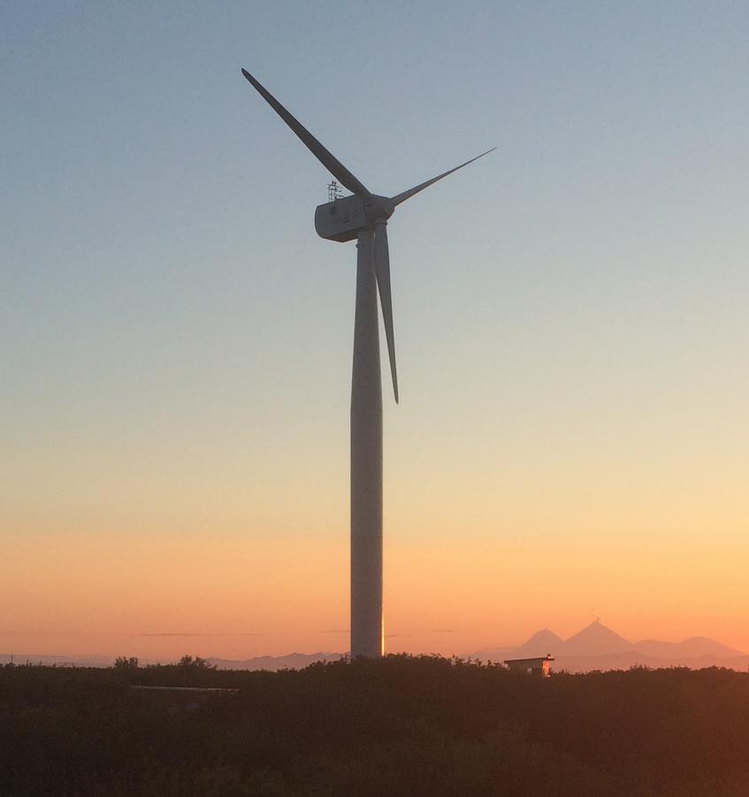 РусГидро построит новую ветроэнергетическую установку в Усть-Камчатске