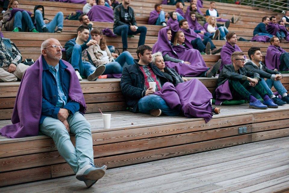 В Парке Горького пройдет лекция Greenpeace об экологии в повседневной жизни