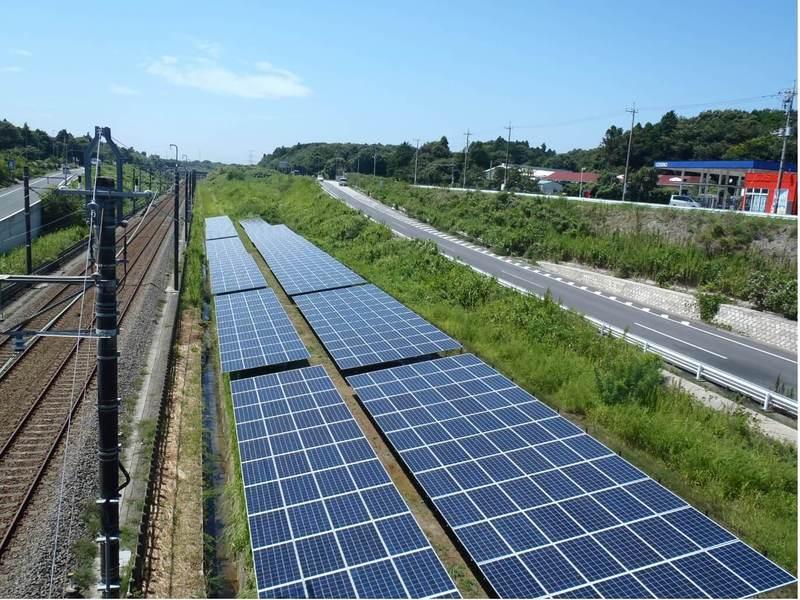 В Японии построят самую длинную солнечную электростанцию в мире
