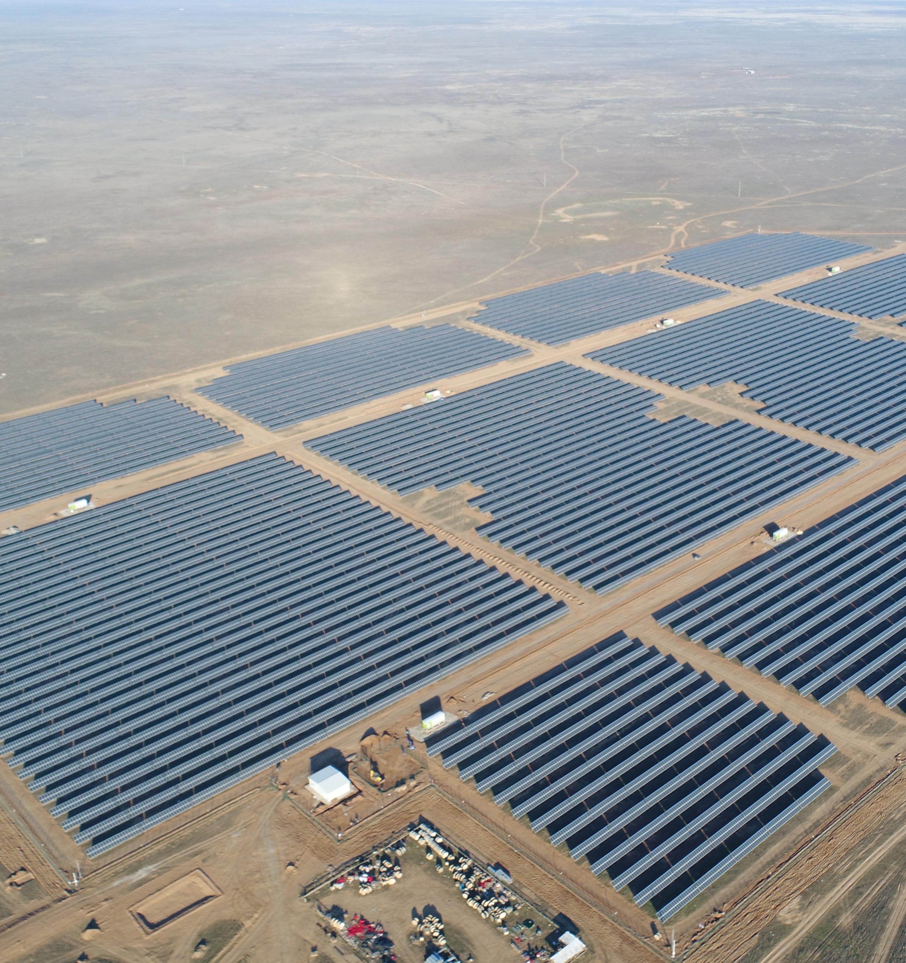 Ссылка дня: кто в России строит серийные солнечные электростанции