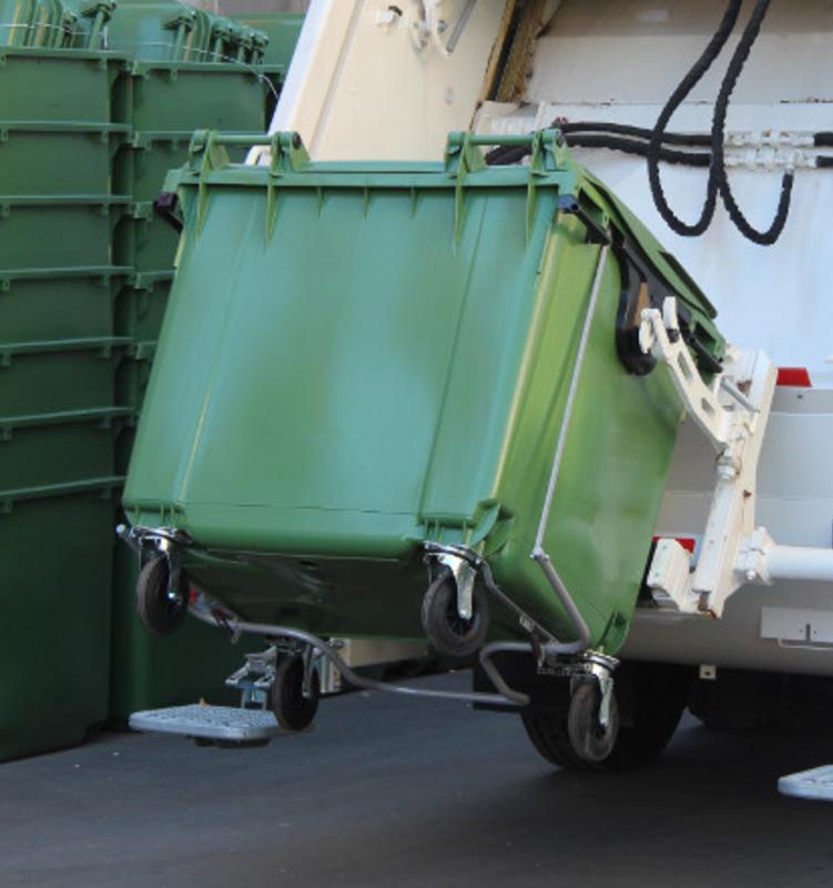 В России разработан мусорный бак с искусственным интеллектом