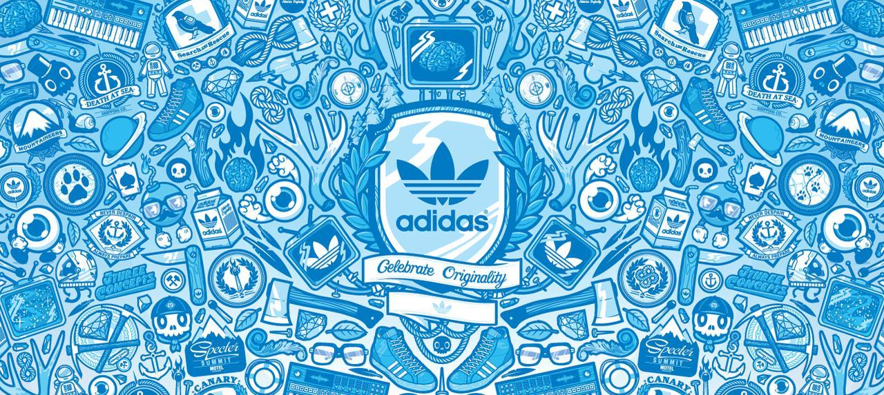 Adidas отказался от пластиковых пакетов