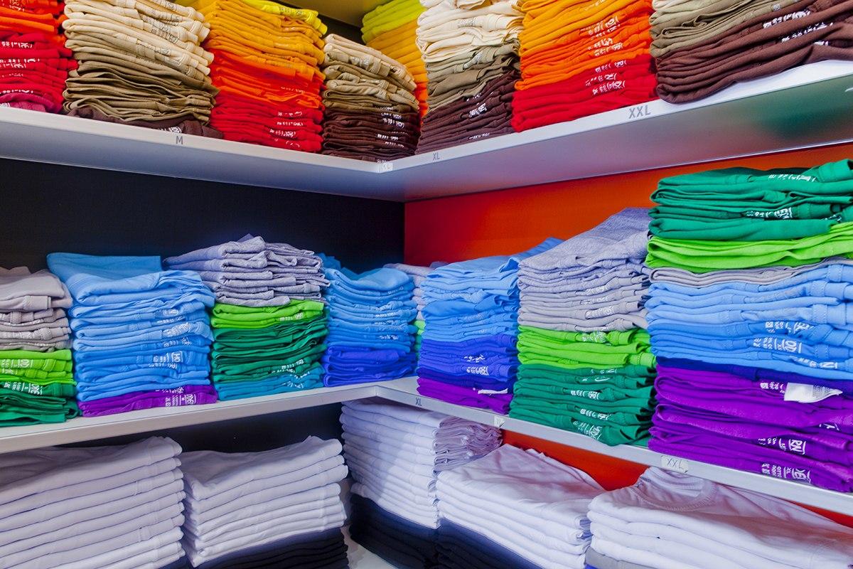 В Петербурге ненужную одежду обменяют на подарки