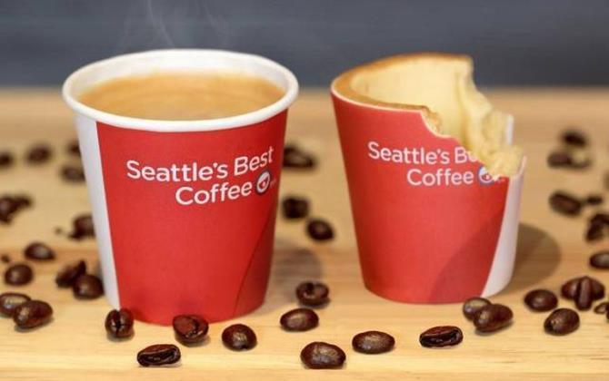 В KFC появились съедобные стаканы для кофе