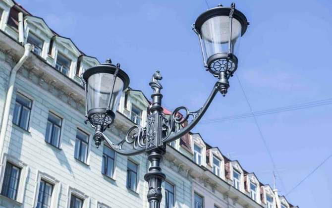 На улицах Москвы установят энергосберегающие фонари