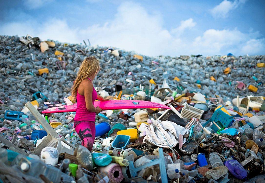 Гринпис выпустил пособие о жизни без пластика