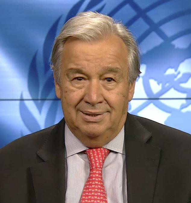 Глава ООН призвал бороться против глобального потепления всем миром