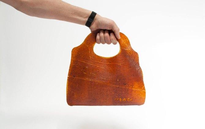 Переработка дня: сумки из пищевых отходов