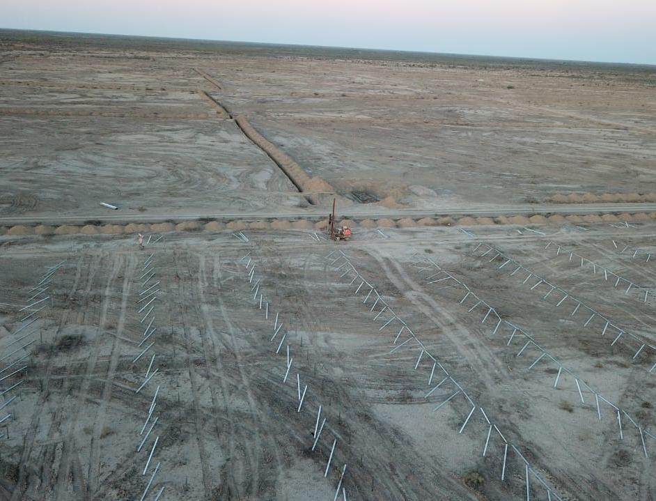 Возле Байконура построят солнечную электростанцию