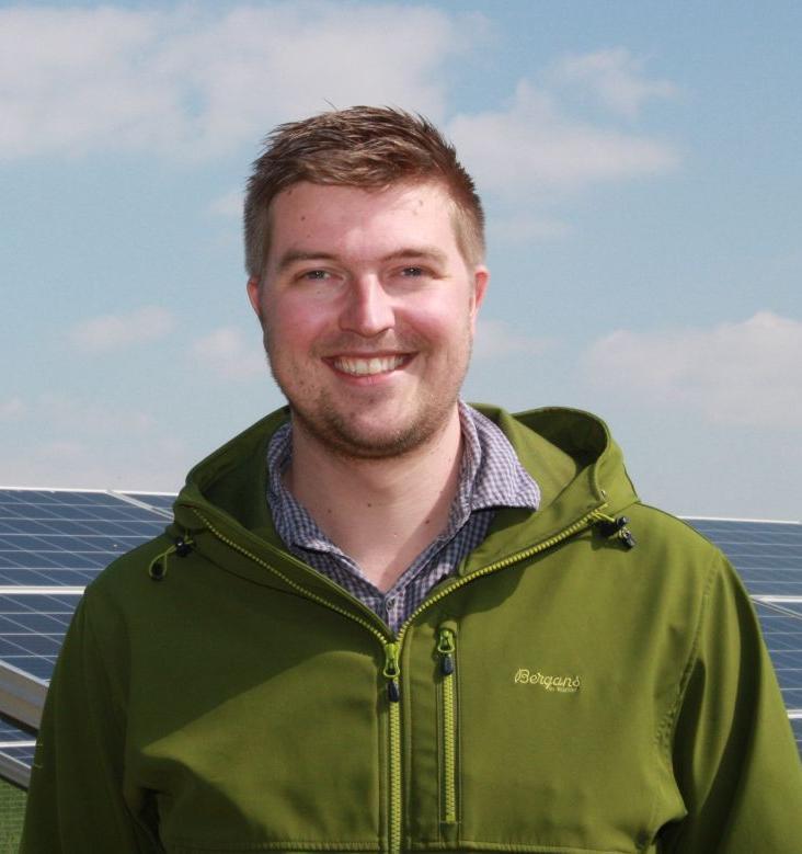 Немецкий фермер заменил парники солнечными электростанциями
