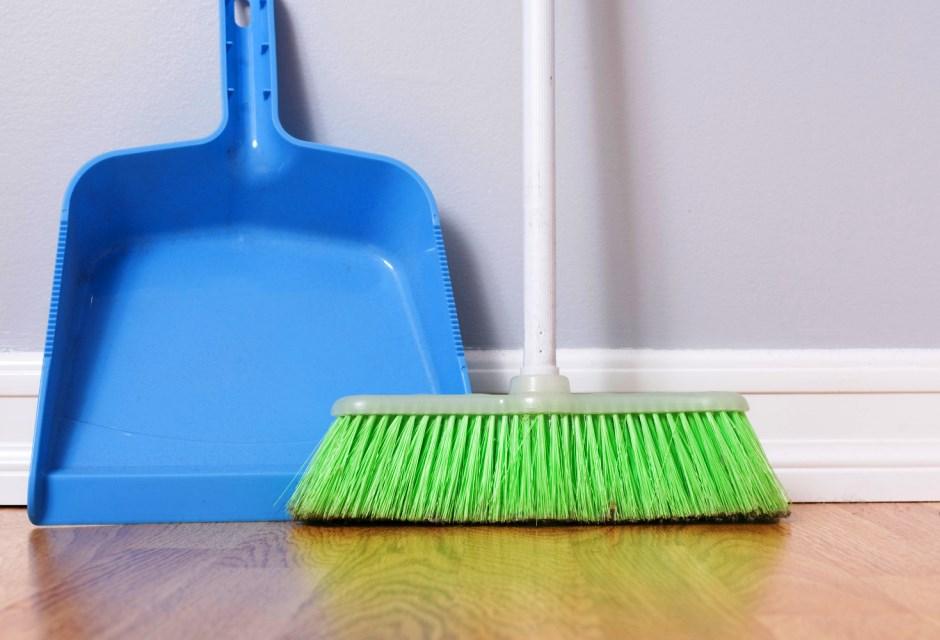 Как экологично убраться дома
