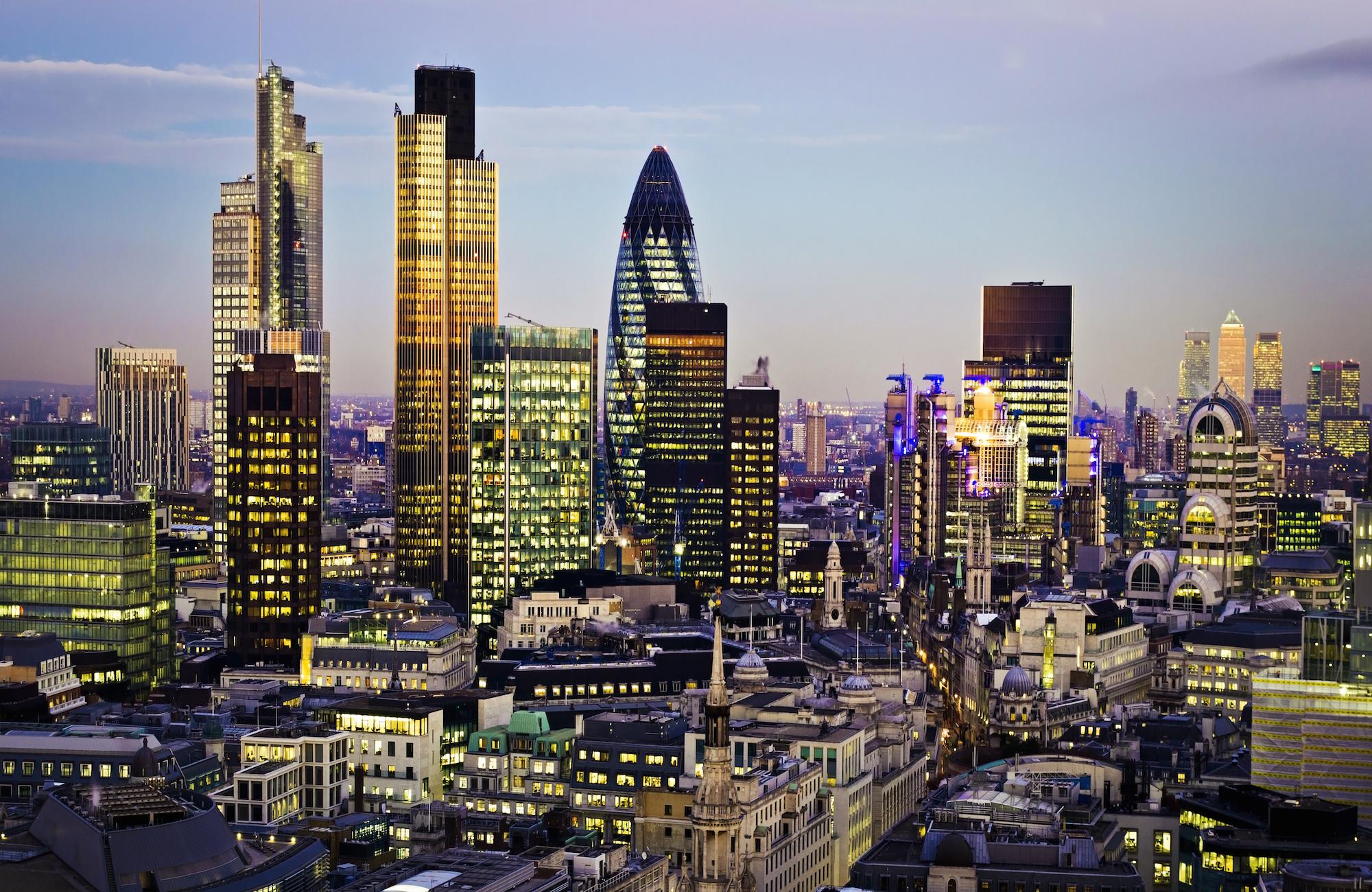 Центр Лондона полностью будет обеспечиваться «зеленой» электроэнергией
