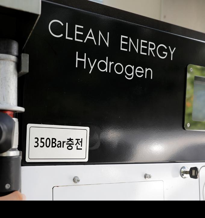 HYFLEXPOWER: первая в мире модель power-to-X-to-power с водородной газовой турбиной