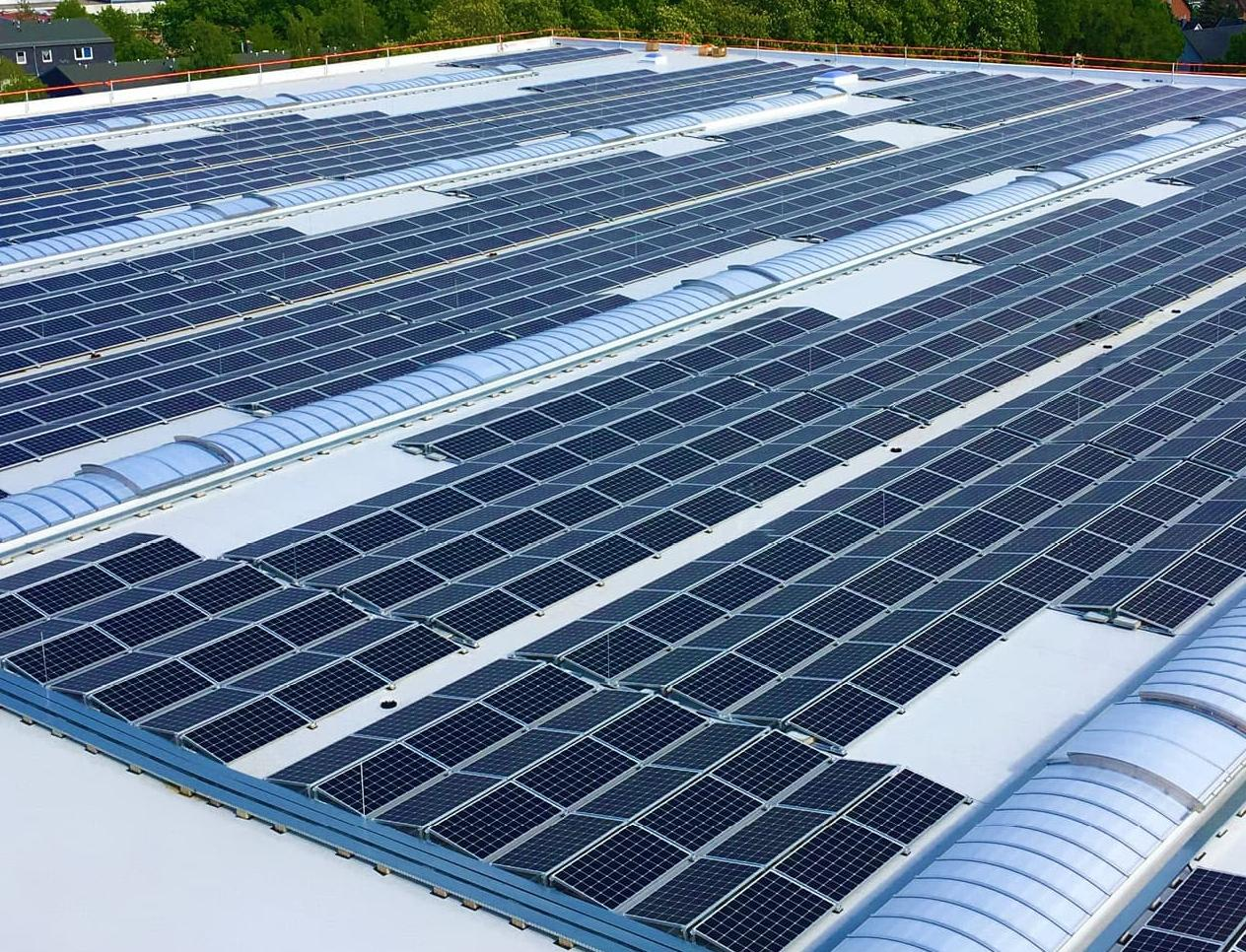 Исследование: спрос на солнечные электростанции со стороны бизнеса в России вырос вдвое