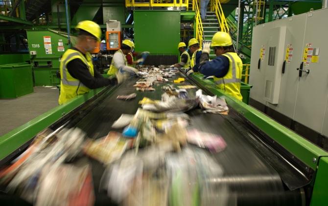 Закон о переработке отходов могут принять до конца года