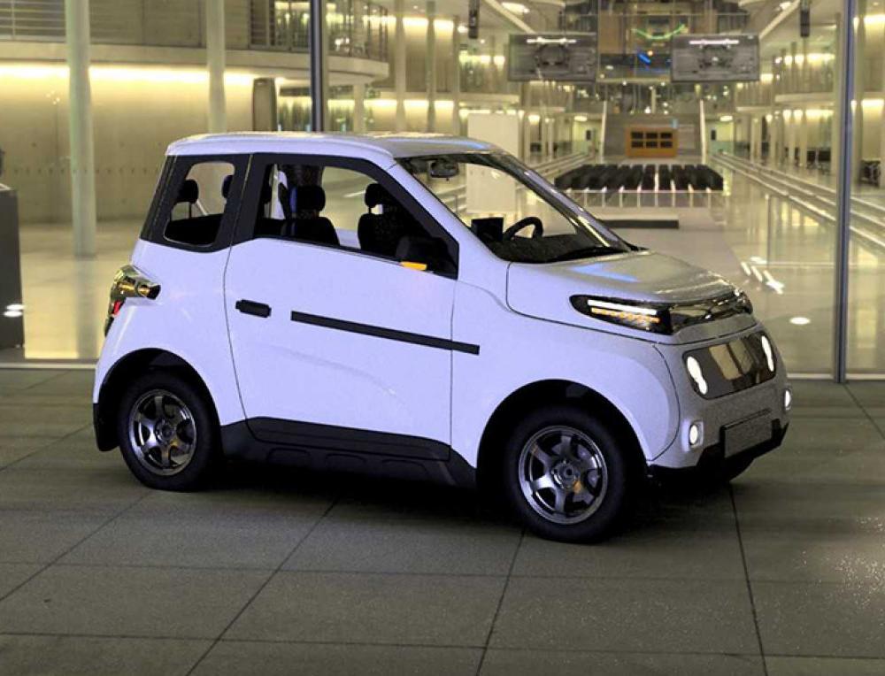 Производство российского электромобиля Zetta запланировано на начало 2020 года