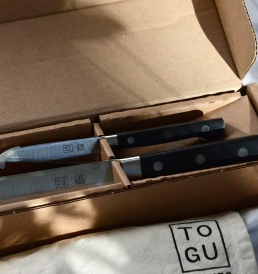 Как в стартапе Togu Knives придумали точить ножи, спасая их от попадания на свалки