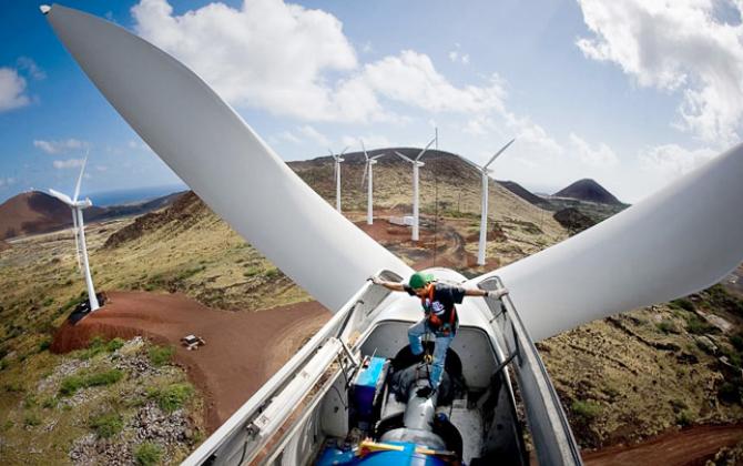 Ссылка дня: как устроены ветрогенераторы
