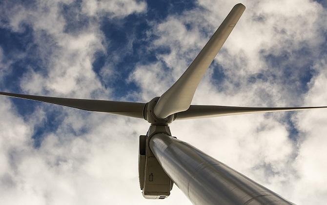В Японии представили самый большой в мире ветрогенератор