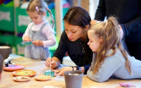 «Зеленая школа» развлечет детей на «Ламбада-маркете»