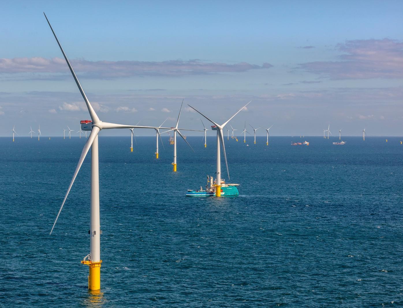В 2020 году Шотландия получила 97% электроэнергии из возобновляемых источников