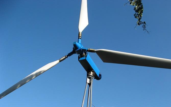 Ссылка дня: как создать ветрогенератор