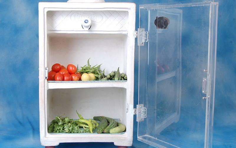 Вещь дня: холодильник из глины и никакого электричества