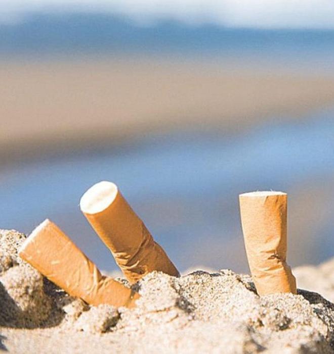 Ученые подтвердили вред сигаретных фильтров для окружающей среды