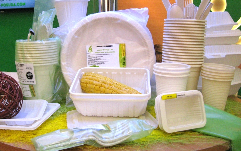 Защитники прав потребителей подадут иск на производителей фиктивной биоразлагаемой упаковки