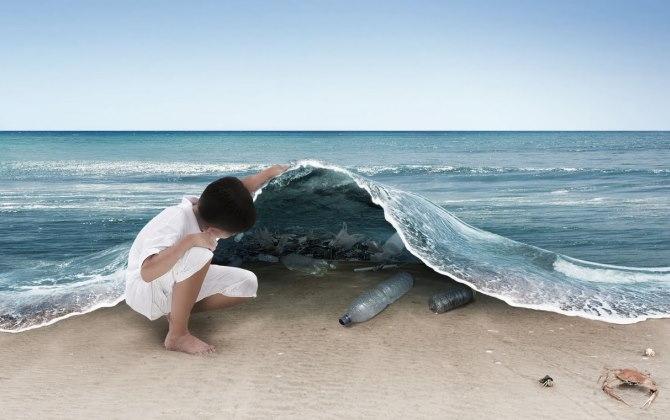 Ученые посчитали пластиковый мусор в мировом океане