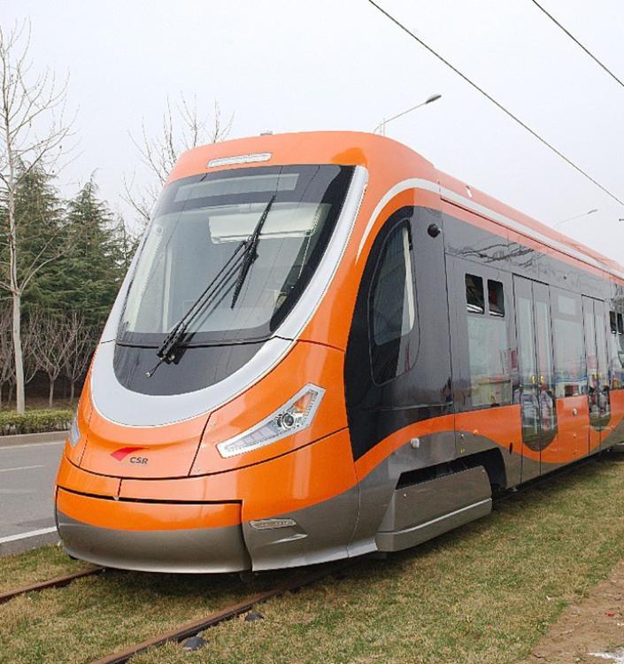 В Китае заработал первый в мире трамвай на экологически чистом водороде